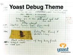 Yoast Debug Theme