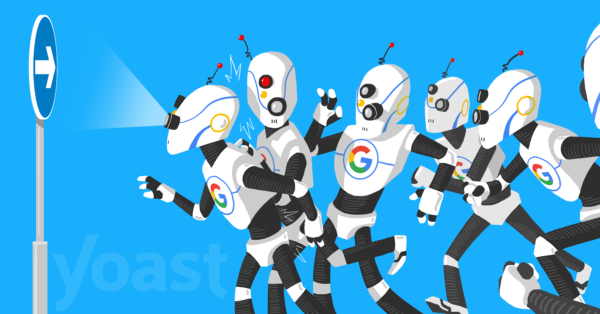 googlebot prevents your site being indexed