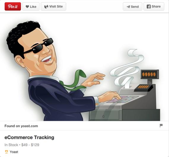 eCommerce Tracking