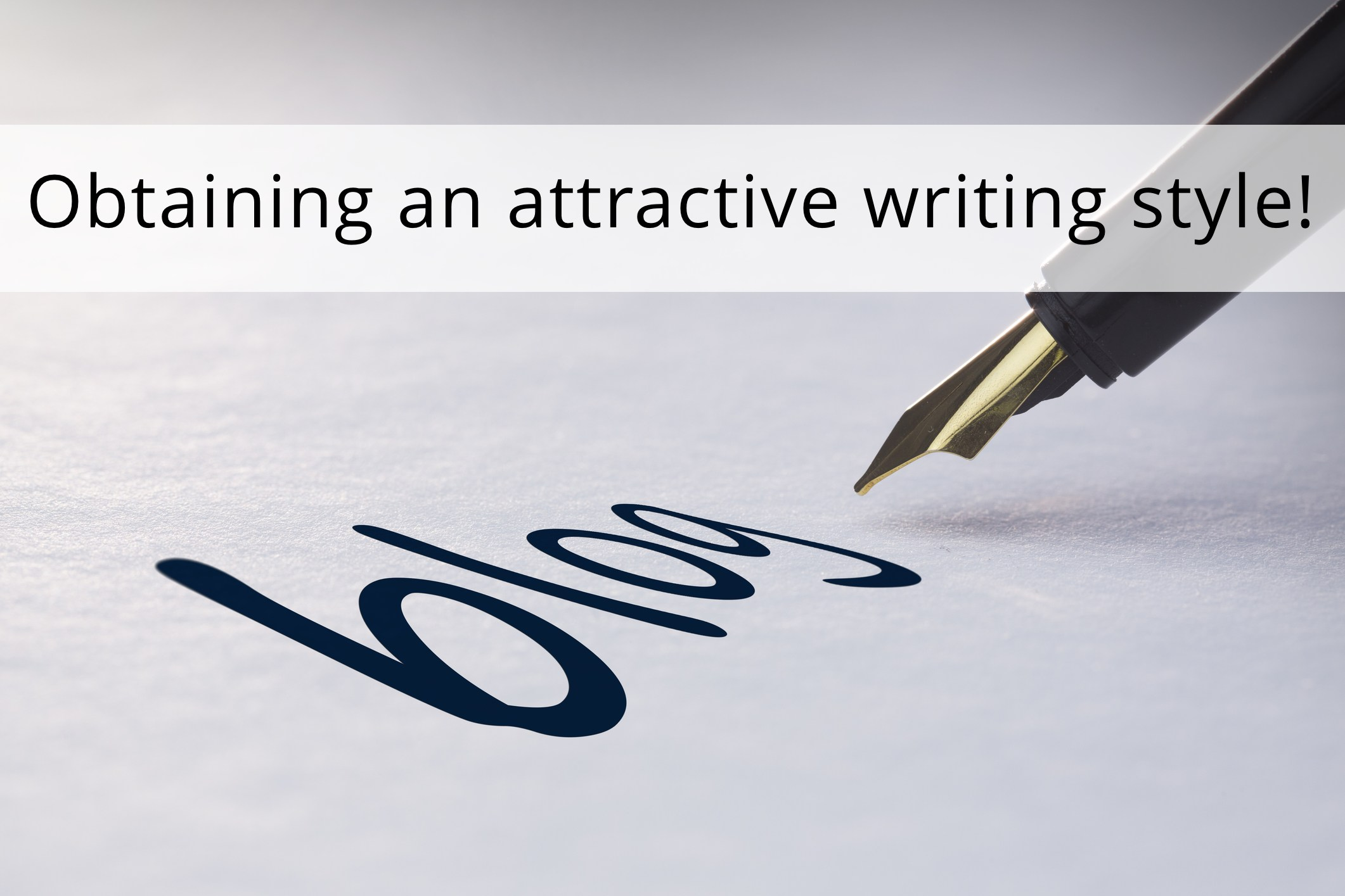 diction in writing In writing, however, the two are very closely linked as the package for the meaning of the text, style influences the reader's impression of the information itself style includes diction and tone.