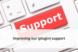 Improving our plugin support