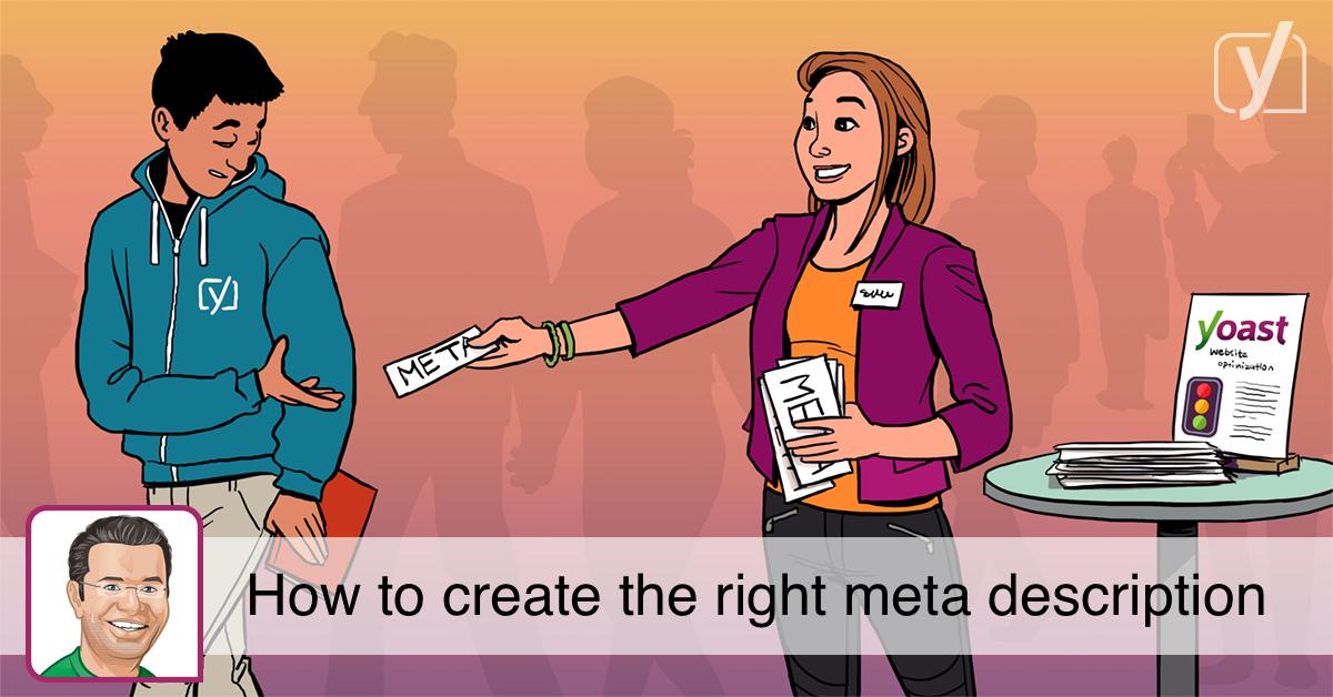 How to create the right meta description • Yoast