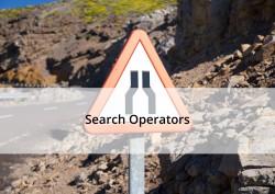 Search Operator