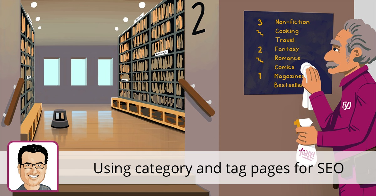 Attrayant Using Category And Tag Pages For SEO U2022 Yoast