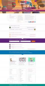 screenshot The art % science of website optimization