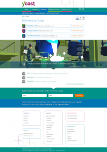 Screenshot software by Yoast