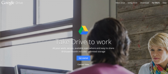 Google Drive - very clear