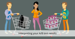 Interpreting your A/B test results
