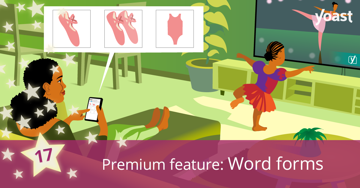 Yoast Seo Premium Analysis Synonyms Related Keyphrase Word Forms