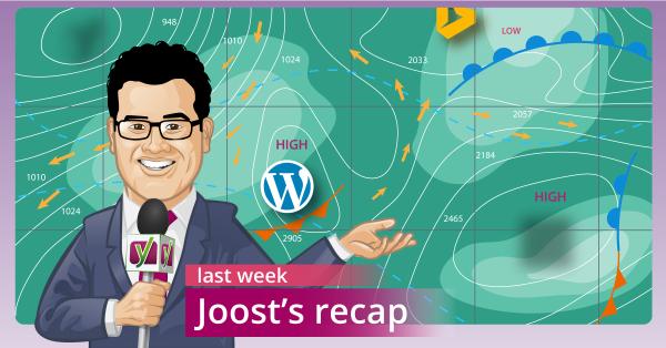Joost's SEO recap