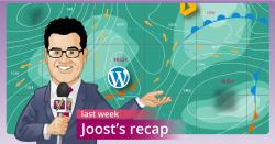 read Joost's weekly recap