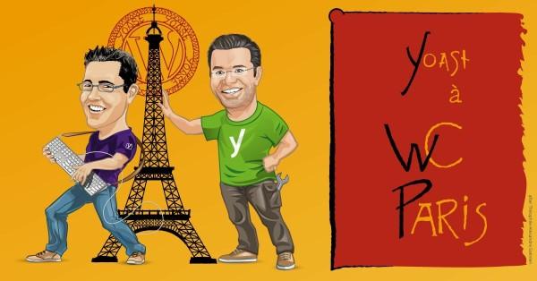 Yoast at WordCamp Paris 2016