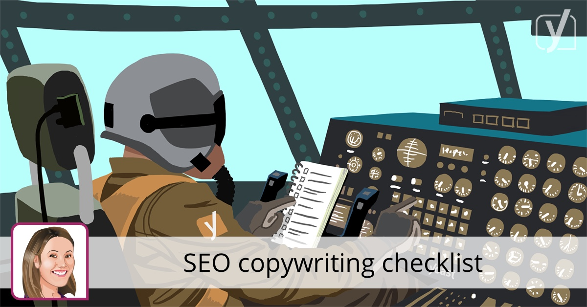 SEO copywriting checklist: 8 things to check before publishing