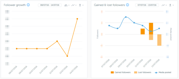 Iconosquare: overview | Instagram Analytics