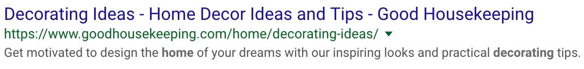 создать правильное мета-описание