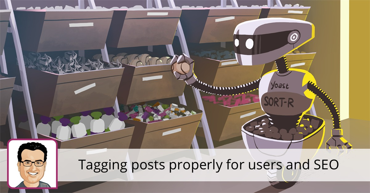 Tagging posts properly for users and SEO