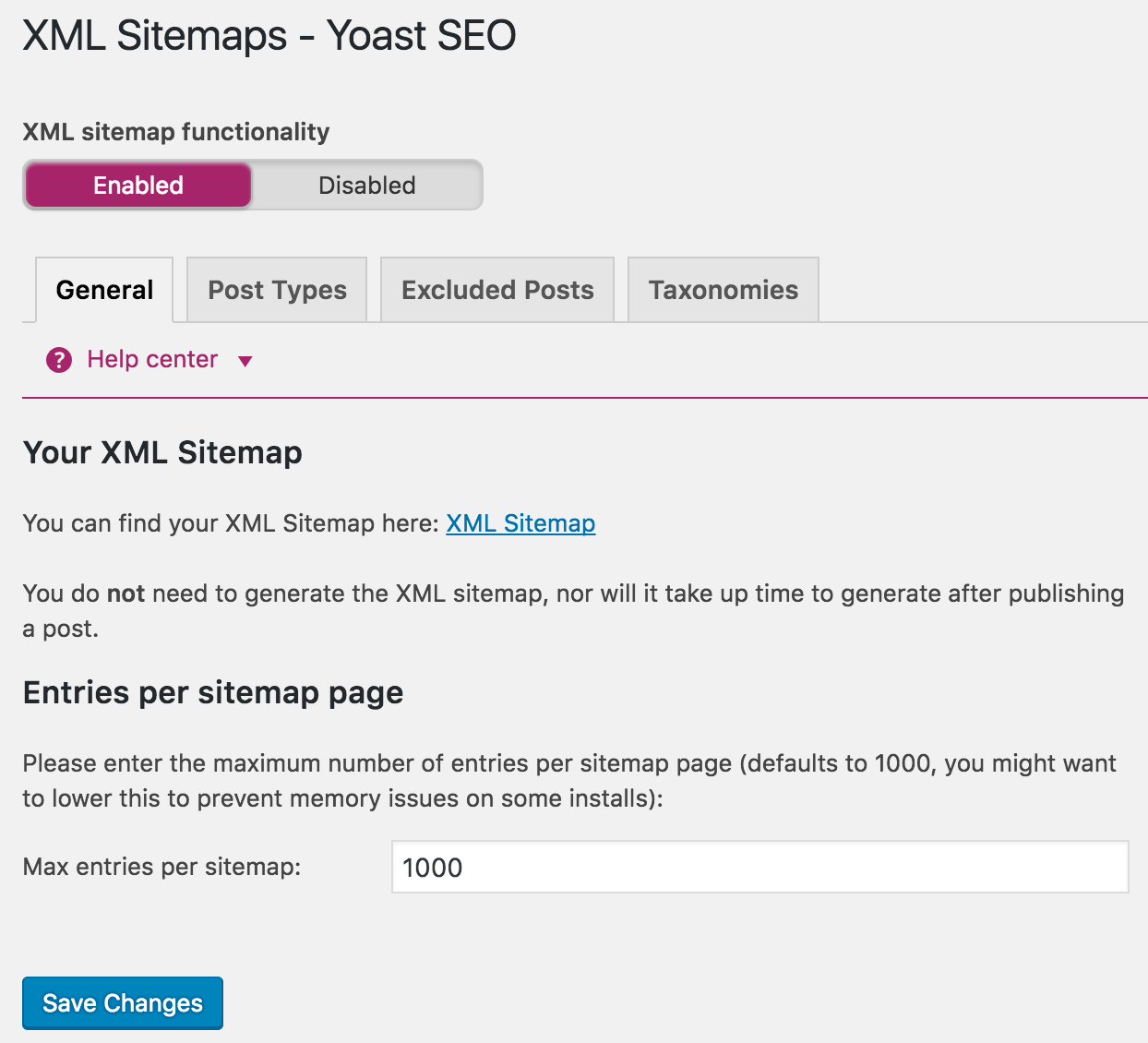Google Xml Sitemap: WordPress SEO Tutorial • The Definitive Guide • Yoast