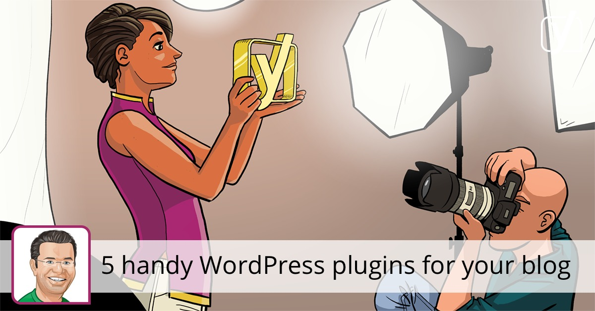 5 handy WordPress plugins for your blog • Yoast