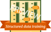 Badge Structured data Preview