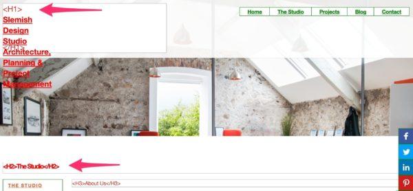 Case Study Seo For Architects Yoast