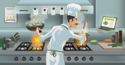 structured data for recipes