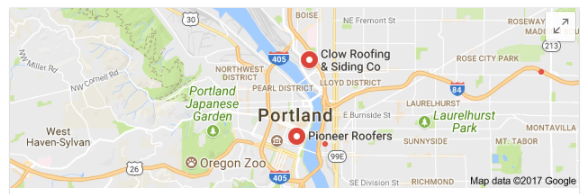roofing companies portland