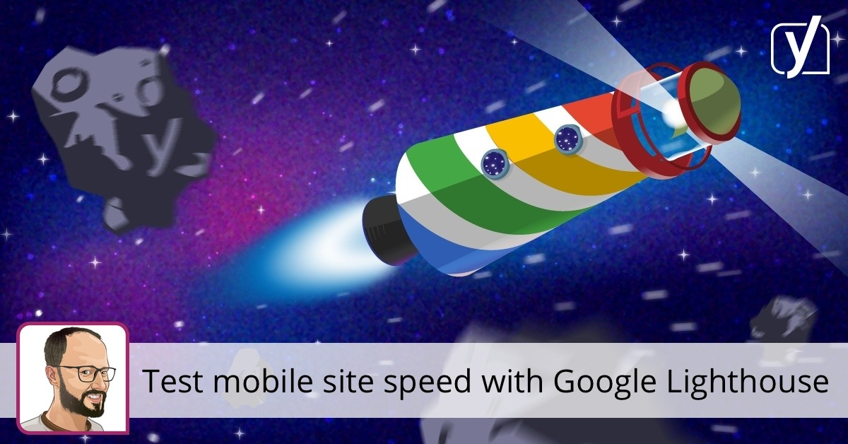 Checking mobile site speed and SEO with Google Lighthouse