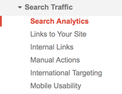 Check your site's SEO - Google Search Console