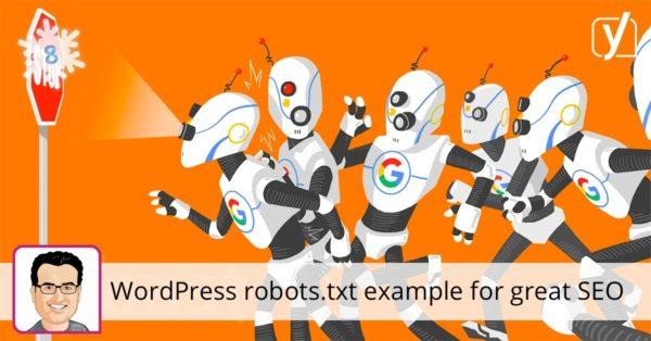 Wordpress robot.txt. example for great SEO