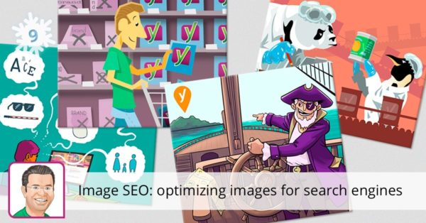 Image SEO: optimizing images for search engines