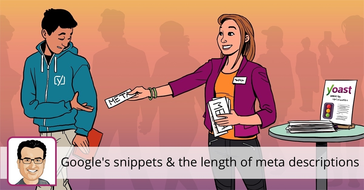 Google's snippets and the length of your meta description