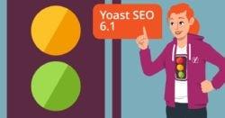 release yoast seo 6.1