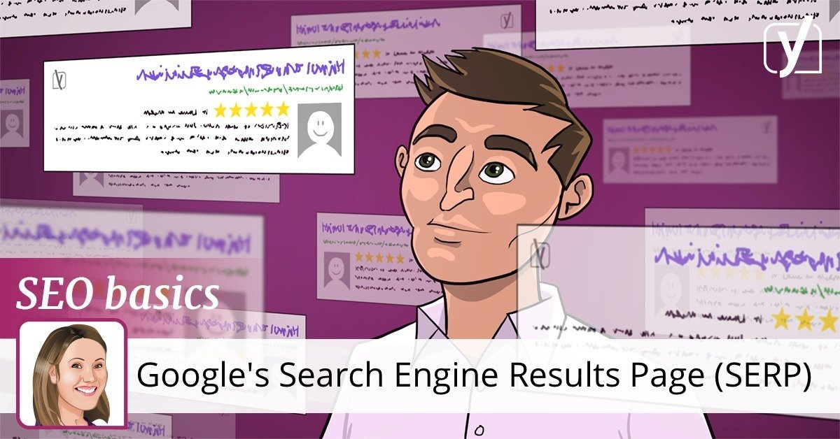 SEO basics: Elements of the Google Search Engine Results Page