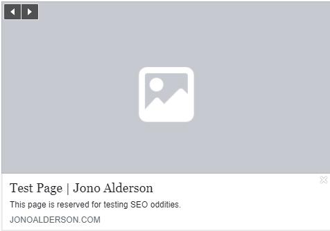 Image test page Jono