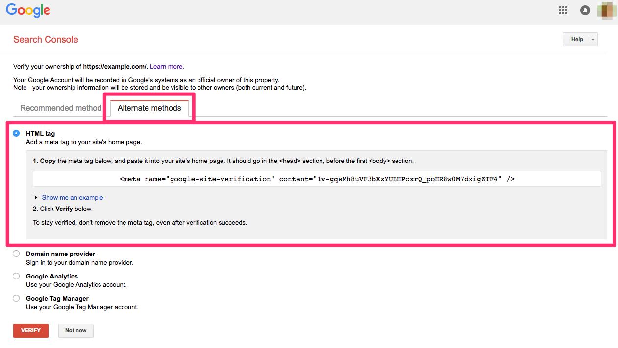 HTML tag - Alternate methods
