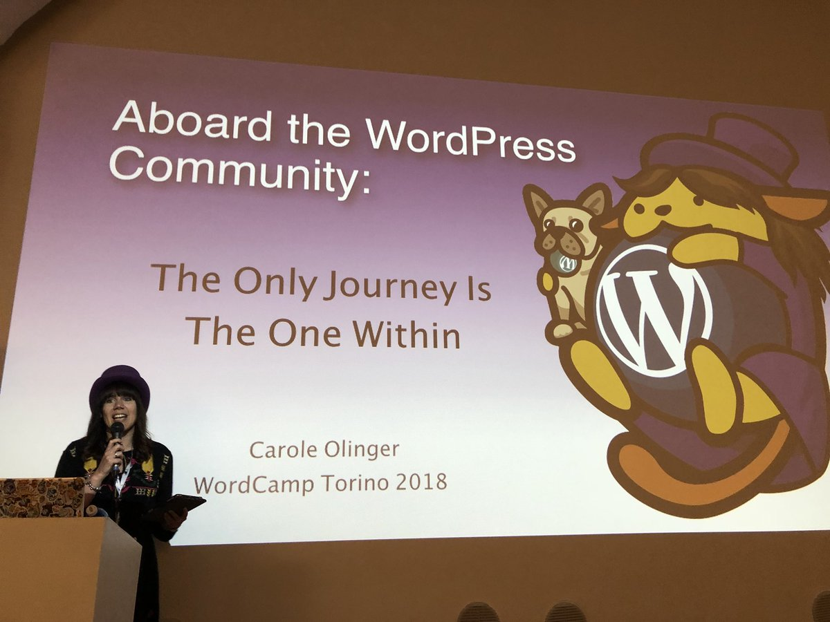 Monthly conference update: Where were we in April?