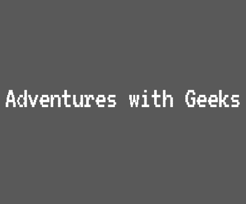 Adventure with Geeks: 64° North 2018