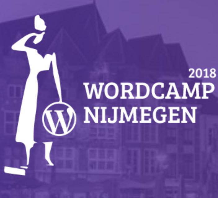 WordCamp Nijmegen 2018