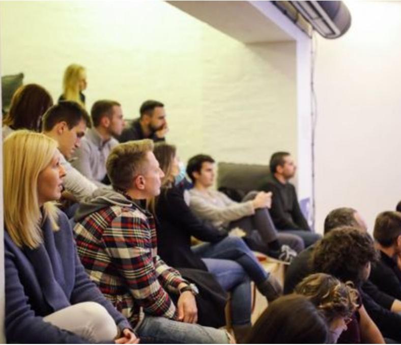 WordPress Meetup Belgrade, April 2018