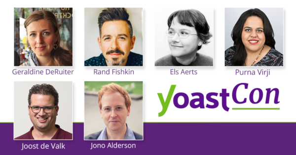 Get your early bird ticket NOW! • Yoast