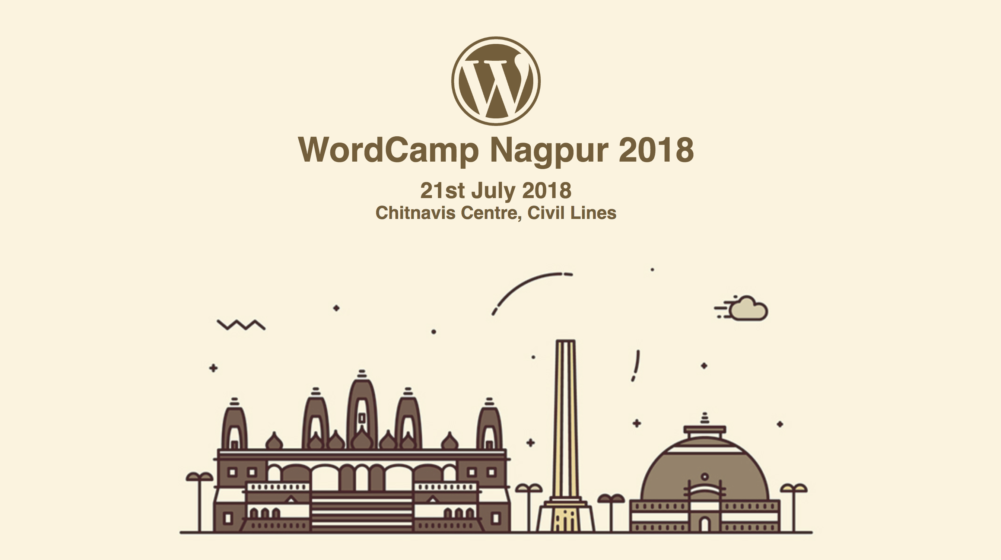 WordCamp Nagpur 2018