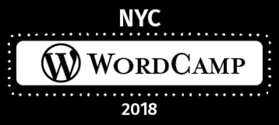 WordCamp NYC 2018