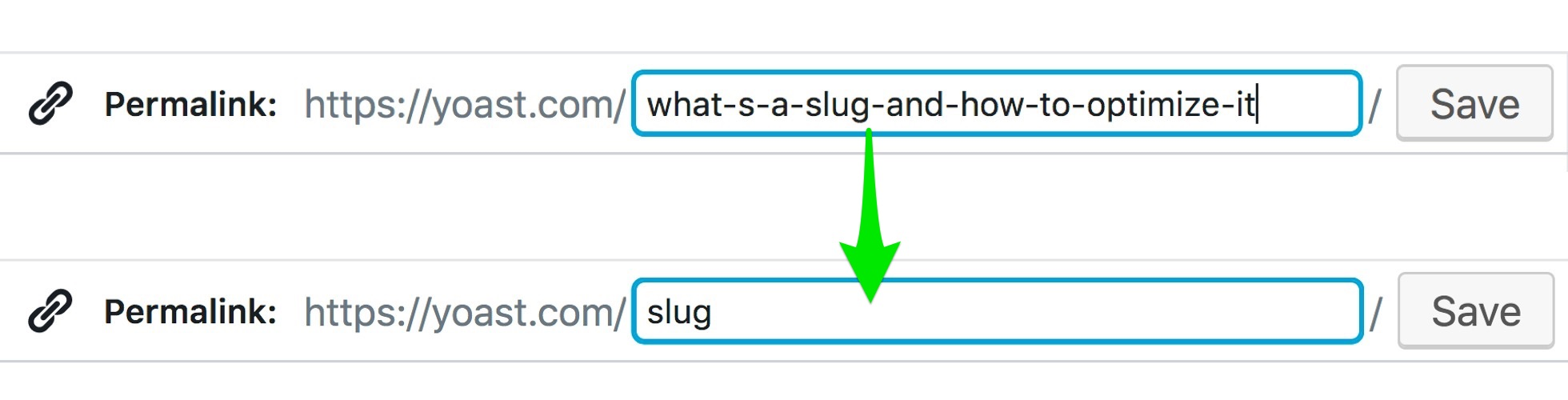 Reduced amount of words so slug is more focused