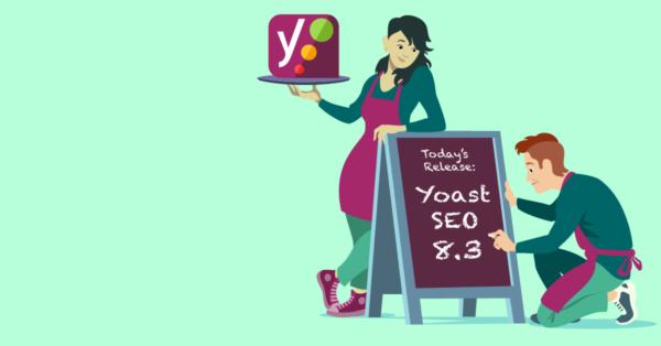 Yoast SEO release 8.3