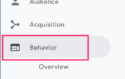 The power of Landing Pages in Google Analytics