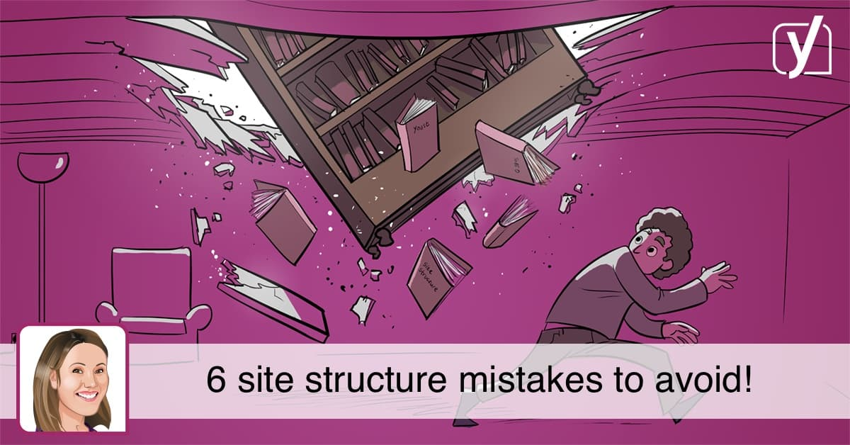 social site structure mistakes 1