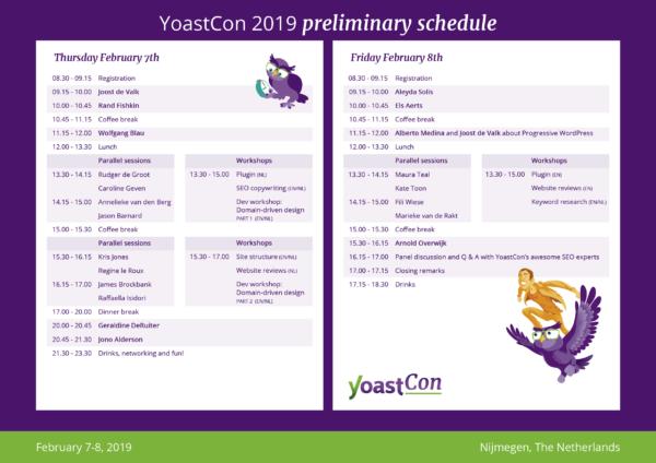 YoastCon 2019: Practical SEO • Yoast