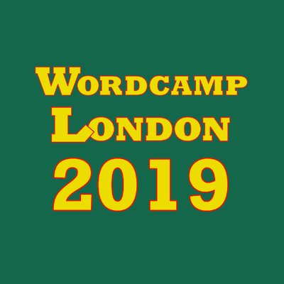 WordCamp London 2019