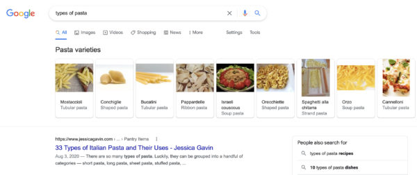 How does Google understand text?