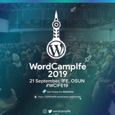 WordCamp Ile Ife 2019